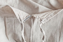 Linen sack Stock Photos