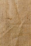 Linen, Sack Fabric Texture Royalty Free Stock Photos