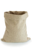 Linen sack Royalty Free Stock Photography