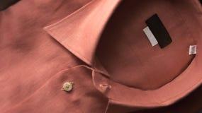 Linen shirt Stock Image