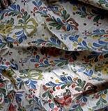 Linen textile Stock Photo