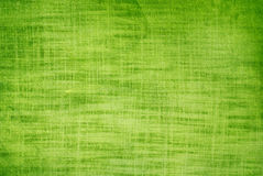Linen texture. Green linen texture of background Stock Image