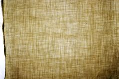 Linen texture Royalty Free Stock Image