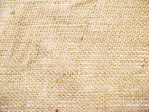 Linen texture. Rough linen background and texture Stock Image