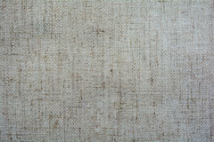 Linen texture. Texture background linen  chequed yellow lines brown Royalty Free Stock Images