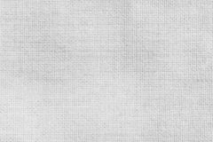 Linen texture background. Surface of white textile fabric royalty free stock image