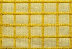 Linen texture Stock Photography