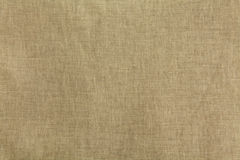 Linen texture. In brown color Stock Images