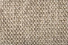 Linen Texture - Closeup Royalty Free Stock Photography