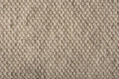 Linen Texture - Mid Zoom Royalty Free Stock Image