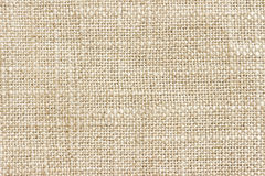 Linen texture Stock Photography