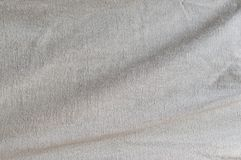 Linen with textured effect Stock Image