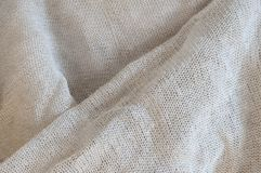 Linen with textured effect Stock Photo