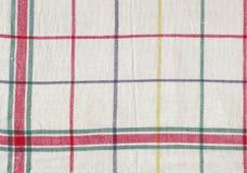 Linen towel. Stock Images