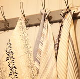 Linen towels Royalty Free Stock Photography
