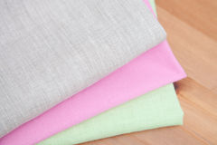 Linen towels Royalty Free Stock Images