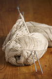 Linen yarn Royalty Free Stock Photography