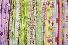 Linens Stock Foto