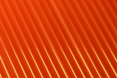 Lines. Made from straws Stock Image