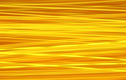 Lines abstract background. Yellow gold lines abstract background Royalty Free Stock Photos