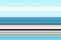Lines. Blue golden white phosphorescent abstract background, design Stock Photos