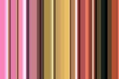 Soft pink gold orange lines abstract background Stock Photos
