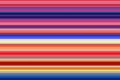 Lines, abstract texture in blue red orange colors Stock Photos