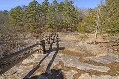Free Lines And Shadows On A Remote Cliff Royalty Free Stock Image - 93837886