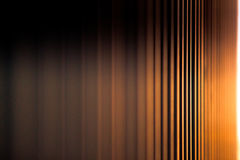Lines background pattern. A background pattern of lines of the side of a shipping container stock photo
