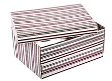 Lines box Royalty Free Stock Photography