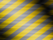 Lines Caution Royalty Free Stock Photos