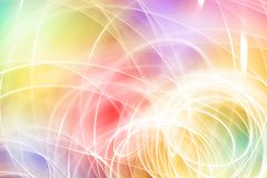 Abstract lines background. Lines on colorful colorful background Stock Photo