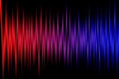 Lines colors Royalty Free Stock Image