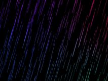 Lines composed of glowing backgrounds royalty free illustration