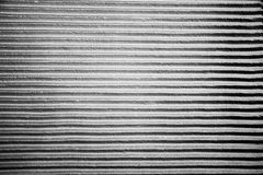 Lines on concrete wall Royalty Free Stock Image