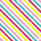Lines grunge background. Cute clolours Royalty Free Stock Image