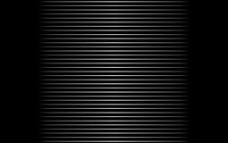 Lines pattern on black background vector