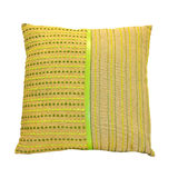 Lines pillow Stock Photo
