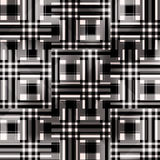 Lines and polygons gray abstract geometric background Royalty Free Stock Image