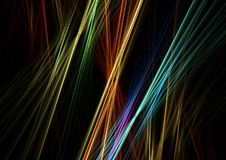 Lines, Rays, Background, Light Royalty Free Stock Images