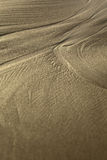 Lines on Sand Royalty Free Stock Image