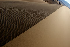 Lines in the Sand Royalty Free Stock Photo