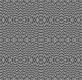 Lines seamless pattern. Stock Photo