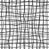 Lines Seamless Pattern Royalty Free Stock Photography