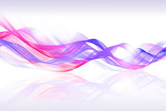 Lines shiny colorful mosaic vector illustration