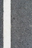 Lines on the street Royalty Free Stock Images