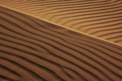 Desert lines and textures wallpaper. The lines and textures of the sand in the desert, abstract wallpaper stock photo