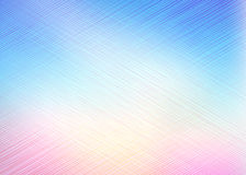 Lines wallpaper in rainbow color Royalty Free Stock Photo