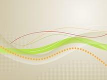 lines wavy Arkivbilder