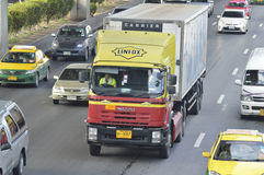 Linfox Truck Stock Images